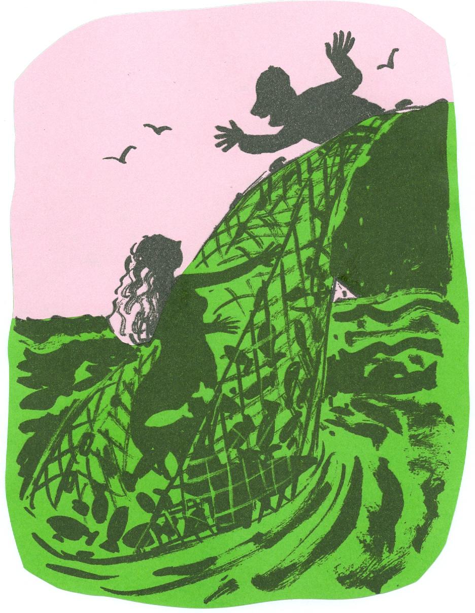 het verdronken land (1)