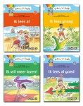 Lezen is leuk, 8 delen Avi-lezen