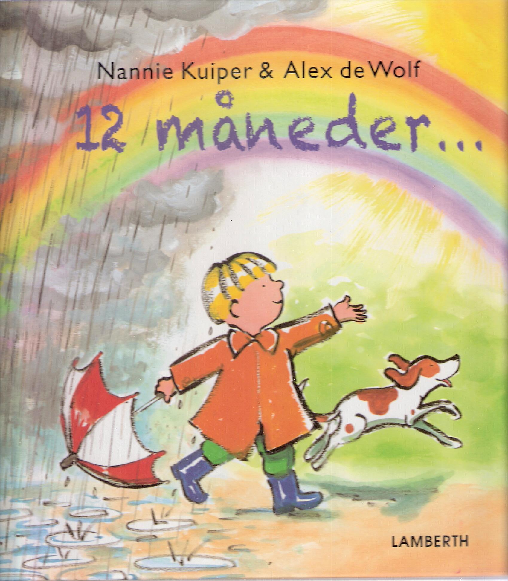 Denemarken, Nannie Kuiper, Alle maanden van het jaar