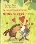 De mooiste verhalen van Muis en Egel, 6 prentenboeken in een band
