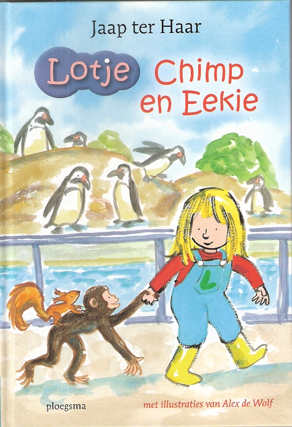 Lotje, Chimp en Eekie