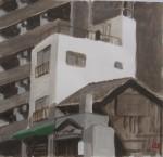 Imadegawa-dori, Kyoto, 2011