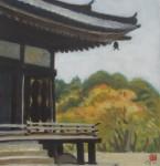 Ninna-ji tempel, Kyoto, 2011