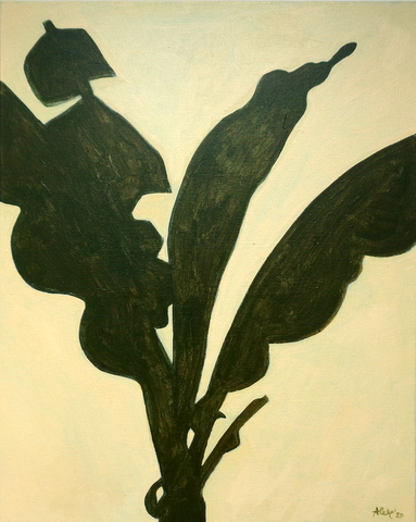 Musa Basjoo, 50 x 50 cm, 2020