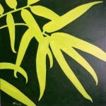 Phyllostachys, 40 x 40 cm, 2020