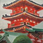 Hirado, Red pagoda, 2006