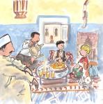 Marokko, uit: Ga je mee op reis?