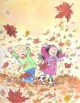 Hoera, het is herfst!