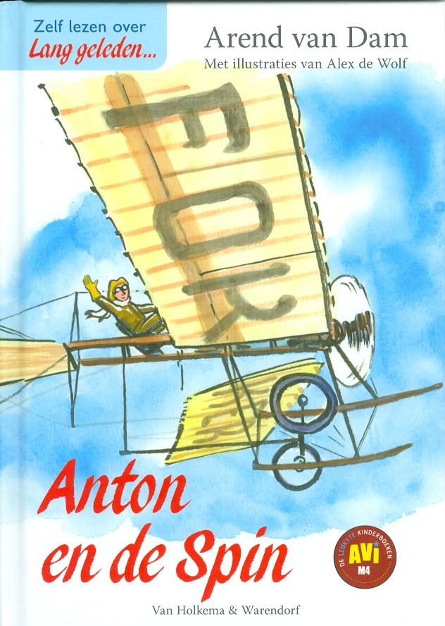 Anton en de spin- Avi-M4